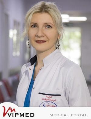დიანა ჭანუყვაძე MD. Ph.D.