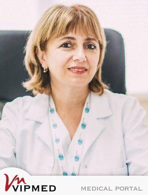 Кети Котрикадзе MD. Ph.D.