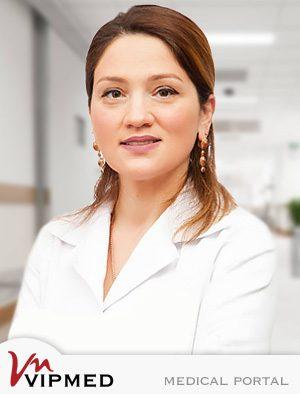 Ludmila Barbakadze MD. Ph.D.