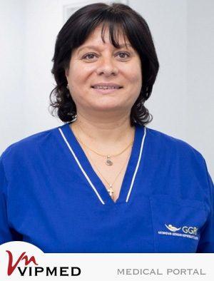 Maia Parkauli MD. Ph.D.