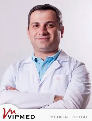 David Karsimashvili MD.