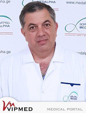 Давид Мдинарадзе MD.