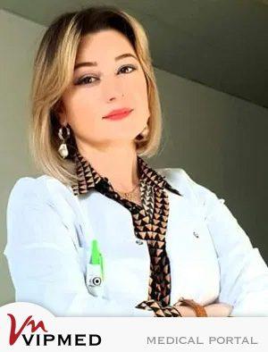 Ирина Ревазишвили