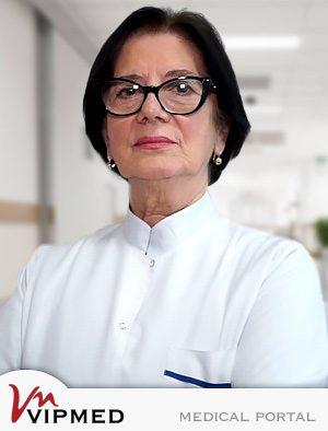 Нана Чопикашвили MD. Ph.D.