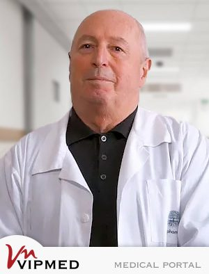Реваз Цицишвили MD. PhD.