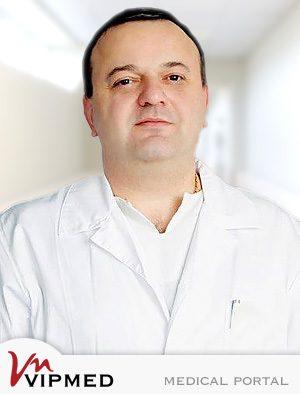 ალექსანდრე ხუსკივაძე MD. Ph.D.