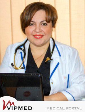 Анна Рехвиашвили MD. Ph.D.