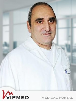 Бека Кевлишвили MD.