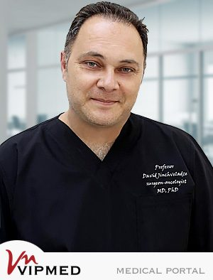 David Jinchveladze MD. Ph.D.