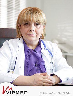 Inga Mamuchishvili MD. Ph.D.