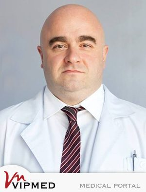 Иосиф Шургая MD. Ph.D.