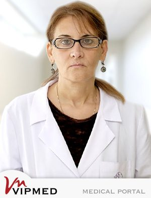 მაია ბერიძე MD. Ph.D.