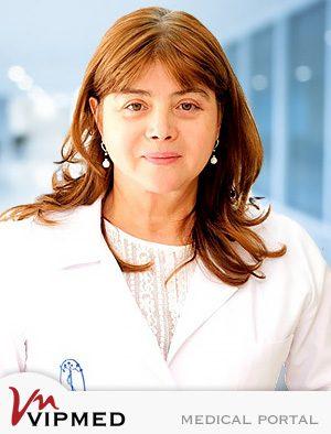 ნინო გოგოხია MD. Ph.D.