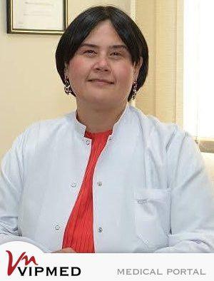 ნინო შარაშენიძე MD. Ph.D.