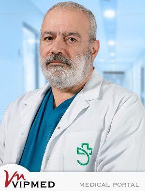 Закария Рочикашвили MD.