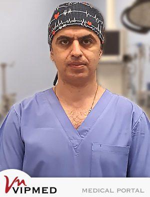ზვიად მათოშვილი MD. Ph.D.