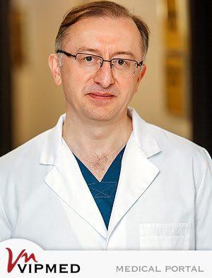 Бесо Хведелидзе MD. Ph.D.