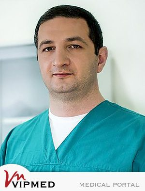 David Elgandashvili MD. Ph.D.