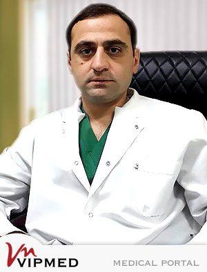 Давид Капанадзе MD.