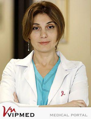 Дина Немсадзе MD.