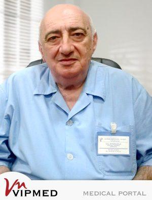 Professor Gia Lomtatidze