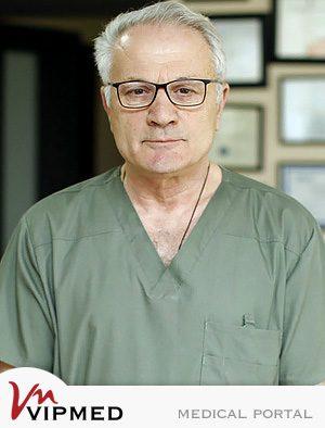Professor Gia Nemsadze