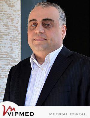 Гиоргий Сихарулидзе MD. Ph.D.