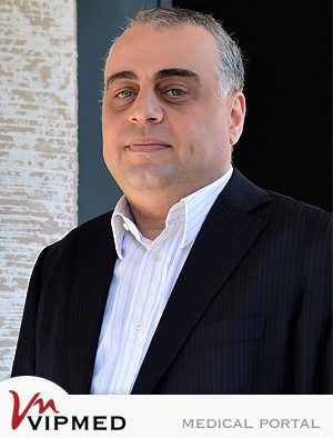 Giorgi Sikharulidze MD. Ph.D.