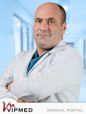 Irakli Otarashvili MD. Ph.D.