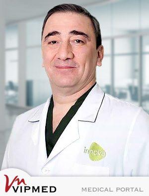 Профессор Иракли Челишвили