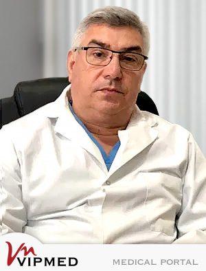 Каха Чубабрия MD. Ph.D.