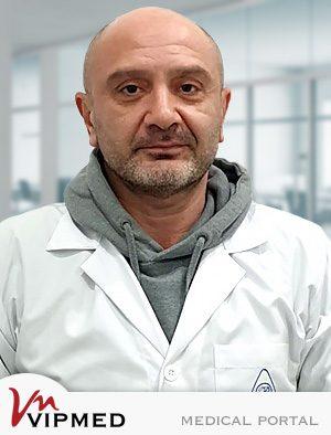 Мамука Лорткипанидзе MD. Ph.D.