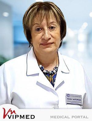 Манана Ахвледиани MD. Ph.D.