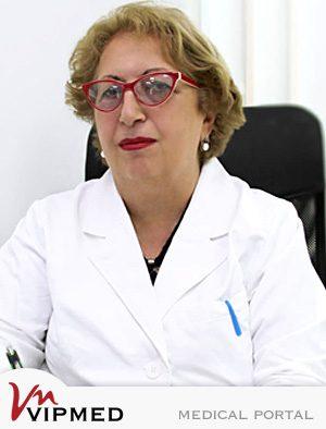 მიმოზა კანკია MD. Ph.D.