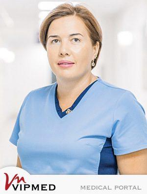 Tamar Gogichaishvili MD.