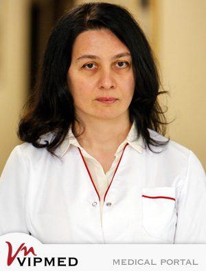 ნათია მდივანი MD.