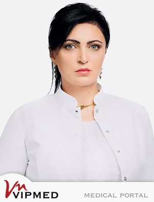 Shorena Khizanishvili MD.