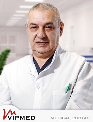 Konstantine Barishvili MD. Ph.D.