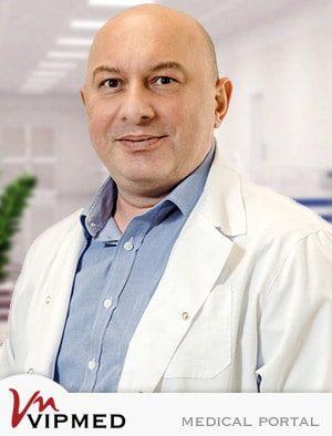Levan Gogichaishvili MD. Ph.D.