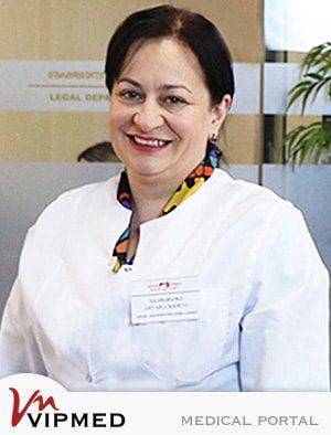 Екатерина Аладашвили MD.