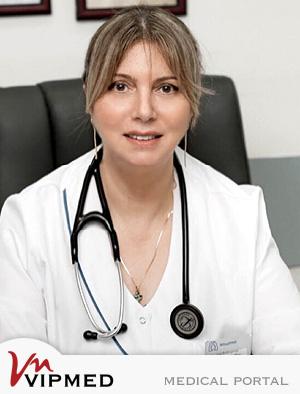 ელენე შეროზია MD.