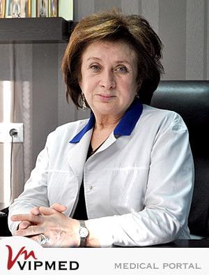 ლიკა ნადარეიშვილი MD. Ph.D.