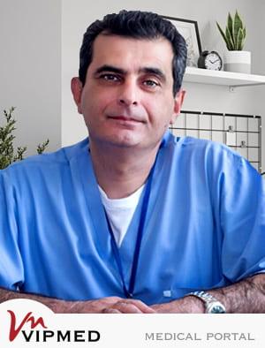 სოსო ღოღობერიძე MD. Ph.D.