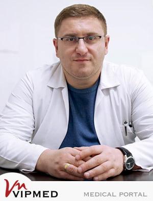 Владимир Квачантирадзе MD.