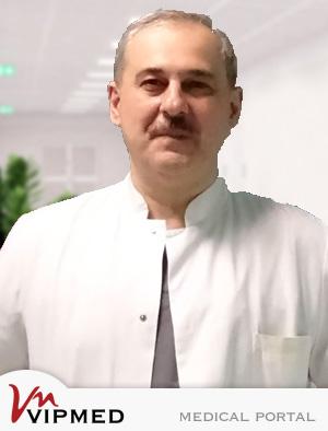 Заза Лазарашвили MD. Ph.D.