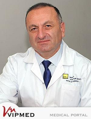 სოლომონ ზეიკიძე MD. PhD.