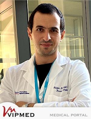 ბიძინა კანაშვილი MD. PhD.