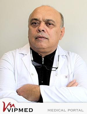 ჯემალ ჭუმბურიძე MD. Ph.D.